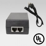 VX-PI100 POWER OVER ETHERNET INJECTOR
